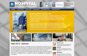 Page d'accueil hospital-magazine